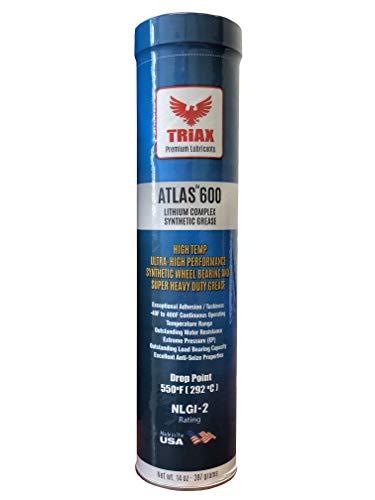 Triax Atlas 600 Full Synthetic High Temp...