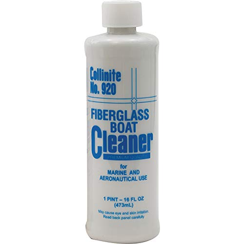 Collinite 920 Fiberglass Boat Cleaner-Pint,...