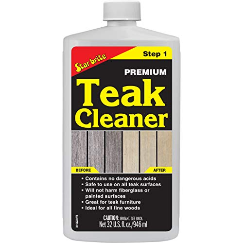 STAR BRITE Teak Cleaner, 32 oz
