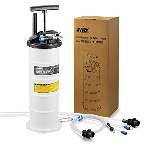 EWK Plus ver. 6.5L Pneumatic/Manual Oil...