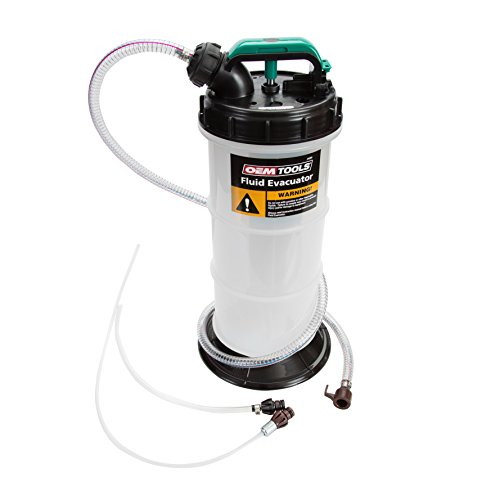 OEMTOOLS 24389 5.3 Liter Oil Extractor, Oil,...