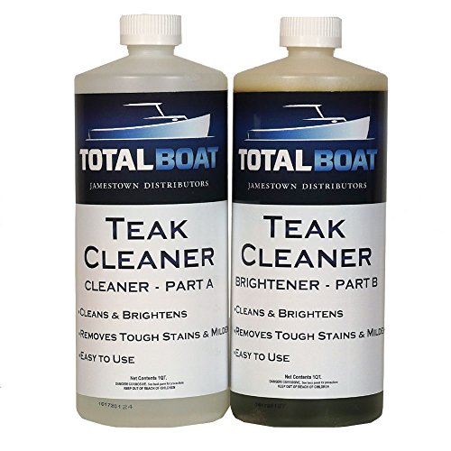 TotalBoat Teak Cleaner and Brightener for...