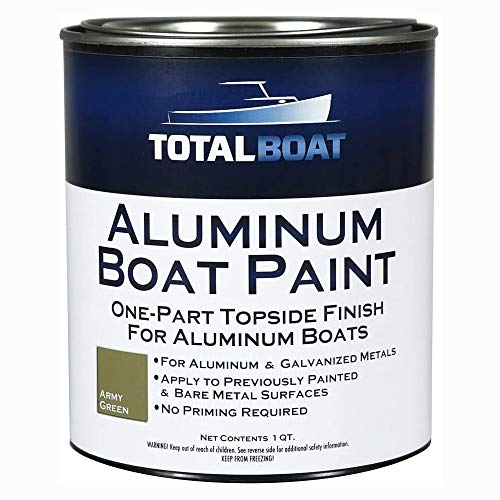 TotalBoat Aluminum Boat Paint for Canoes,...