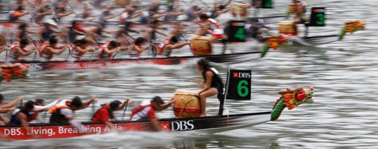 dragon boating summer challenge