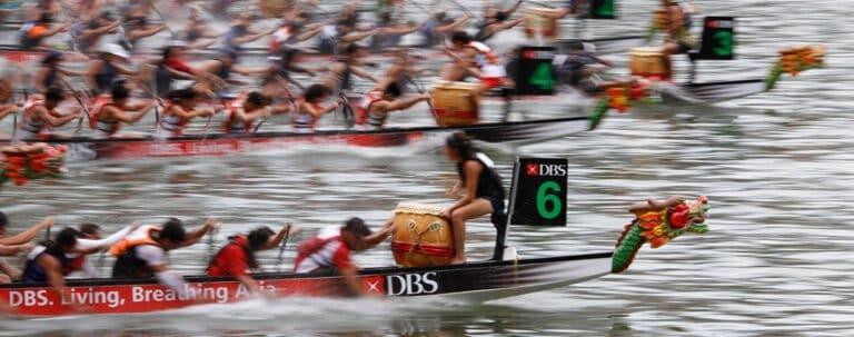 dragon boating summer challenge