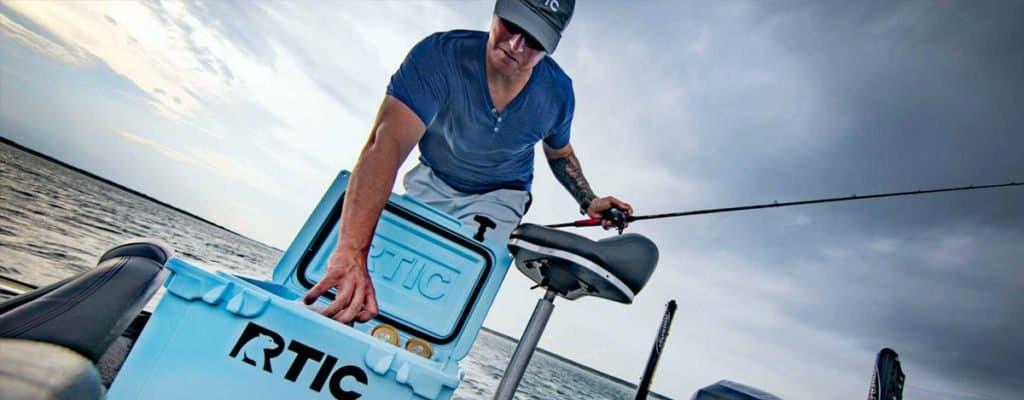 rtic cooler marine