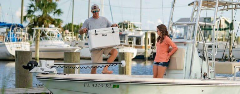 choosing boat cooler tips