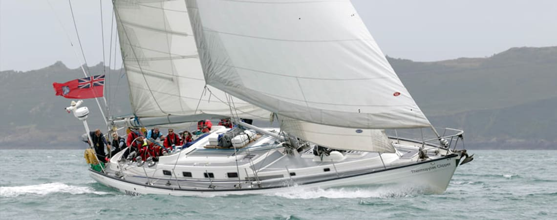 Clipper 60 Sailboat