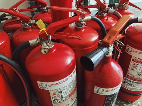 coast guard fire extinguisher requirement