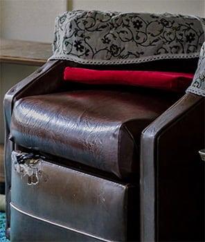 boat seat reupholstering