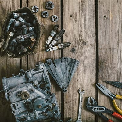 carburetor repairing