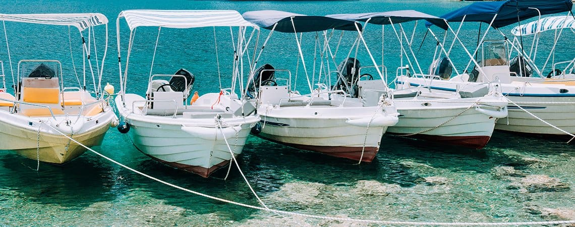 how do most anchors hold a recreational boat in place