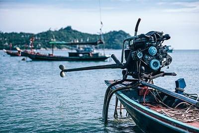 how to clean boat motor carburetor