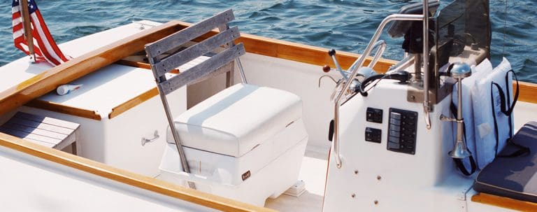 how to reupholster boat seats