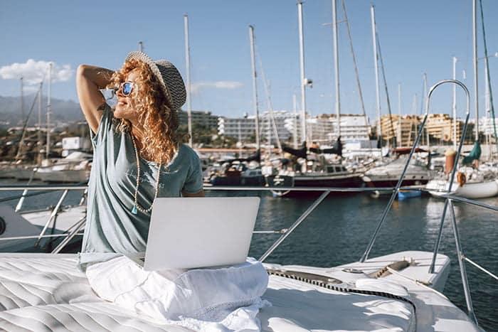 yacht wifi